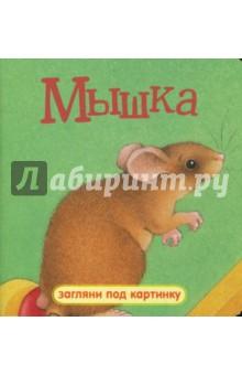 Загляни под картинку. Мышка