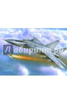 Развивающие рамки. Советский истребитель-перехватчик МиГ-25П