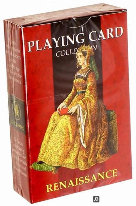 Иллюстрация 1 из 26 для Карты игральные. Ренессанс | Лабиринт - сувениры. Источник: Лабиринт