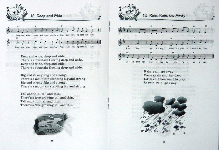 Иллюстрация 1 из 11 для Песни для детей на английском языке. Книга 1. Nature | Лабиринт - книги. Источник: Лабиринт