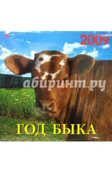 Календарь 2009 Год быка (70814)