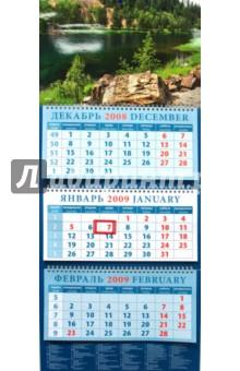 Календарь 2009 Гармония природы (14814)
