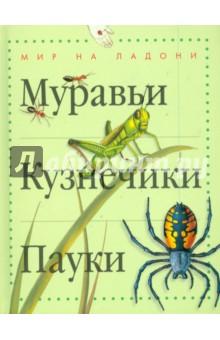 Моррис Тинг Муравьи, кузнечики, пауки