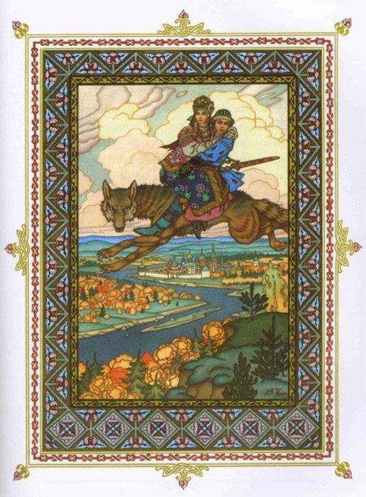 Иллюстрация 1 из 46 для Русские народные сказки | Лабиринт - книги. Источник: Лабиринт