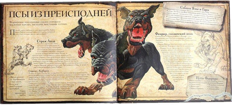 Иллюстрация 1 из 22 для Мифические существа | Лабиринт - книги. Источник: Лабиринт