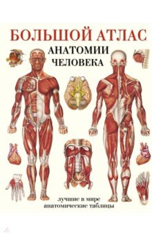 Большой атлас анатомии человекаАнатомия и физиология<br>В Большой атлас анатомии человека входят таблицы всех главных систем и органов человеческого тела, включая известные классические таблицы, созданные медицинским художником Петером Бехином. В данный сборник включены описания как распространенных состояний и нарушений, таких как сердечно-сосудистые болезни, рак, гипертония, астма, эпилепсия, аллергия, обычная простуда, так и результаты последних медицинских исследований развития паркинсонизма, болезни Альцгеймера и такого нарушения, как желудочно-пищеводный рефлюкс.<br>Настоящий сборник является наиболее полным и удобным медицинским справочником на современном книжном рынке.<br>