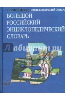 Большой Российский энциклопедический словарь (3291)