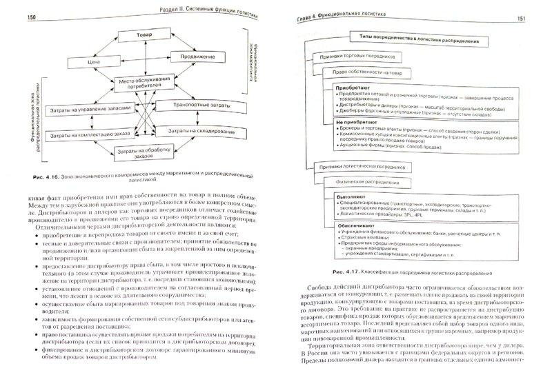 Иллюстрация 1 из 25 для Основы логистики: Учебник для вузов - В.В. Щербаков | Лабиринт - книги. Источник: Лабиринт