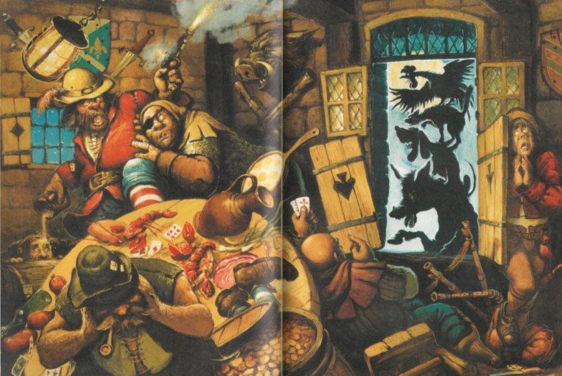 Иллюстрация 1 из 41 для Большая книга сказок - Гримм Якоб и Вильгельм | Лабиринт - книги. Источник: Лабиринт