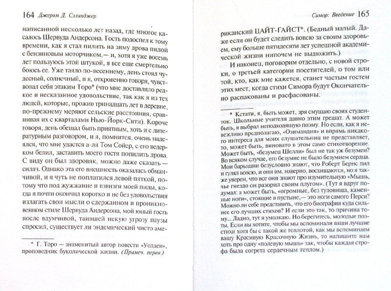 Иллюстрация 1 из 13 для Выше стропила, плотники - Джером Сэлинджер | Лабиринт - книги. Источник: Лабиринт