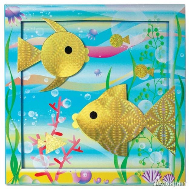 Иллюстрация 1 из 8 для Золотая рыбка (3-6 лет) | Лабиринт - игрушки. Источник: Лабиринт