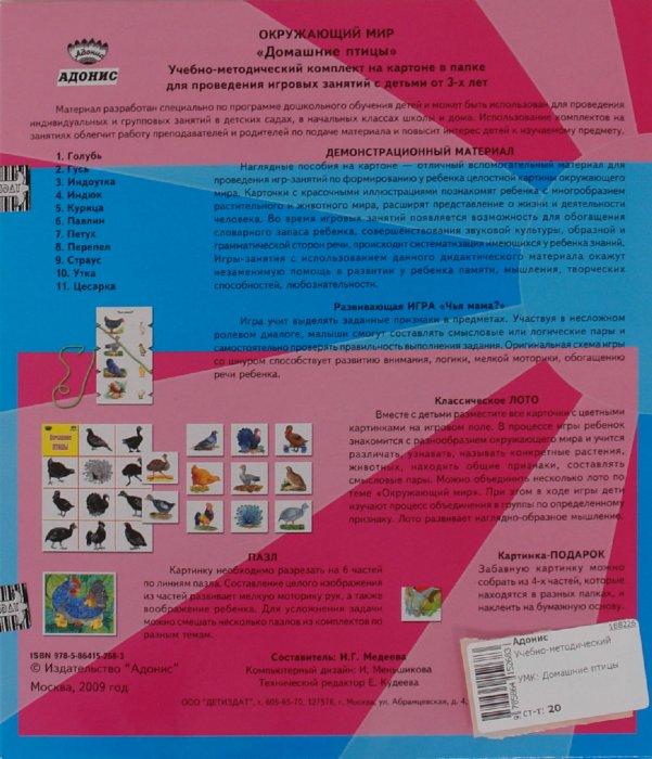 Иллюстрация 1 из 12 для Домашние птицы | Лабиринт - книги. Источник: Лабиринт