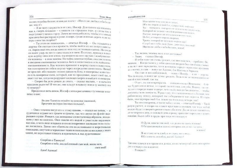 Иллюстрация 1 из 4 для Иосиф и его братья. В 2 томах. Том 1 - Томас Манн   Лабиринт - книги. Источник: Лабиринт