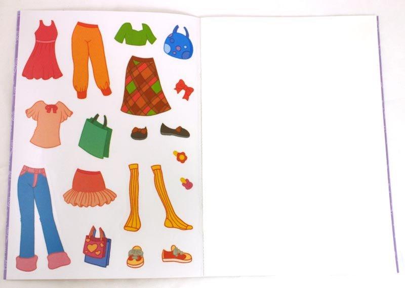 Иллюстрация 1 из 4 для Модницы. За покупками! | Лабиринт - книги. Источник: Лабиринт