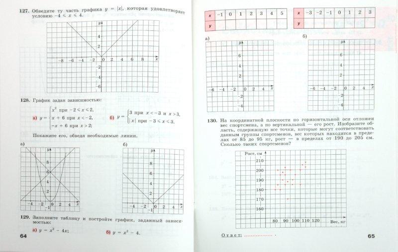 Гдз по математике 7 класс тетрадь
