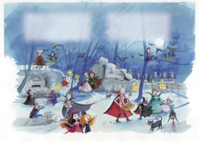 Иллюстрация 1 из 30 для Вампиренок из Бомарцо - Армидо Бранка   Лабиринт - книги. Источник: Лабиринт