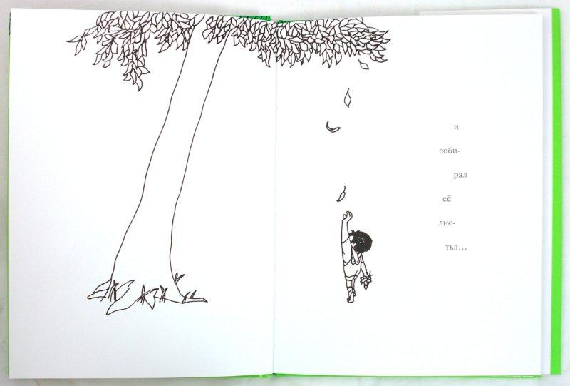 Иллюстрация 1 из 44 для Щедрое дерево - Шел Силверстайн   Лабиринт - книги. Источник: Лабиринт