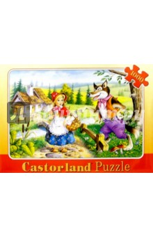 Puzzle-1000.С-100583.Красная Шапочка