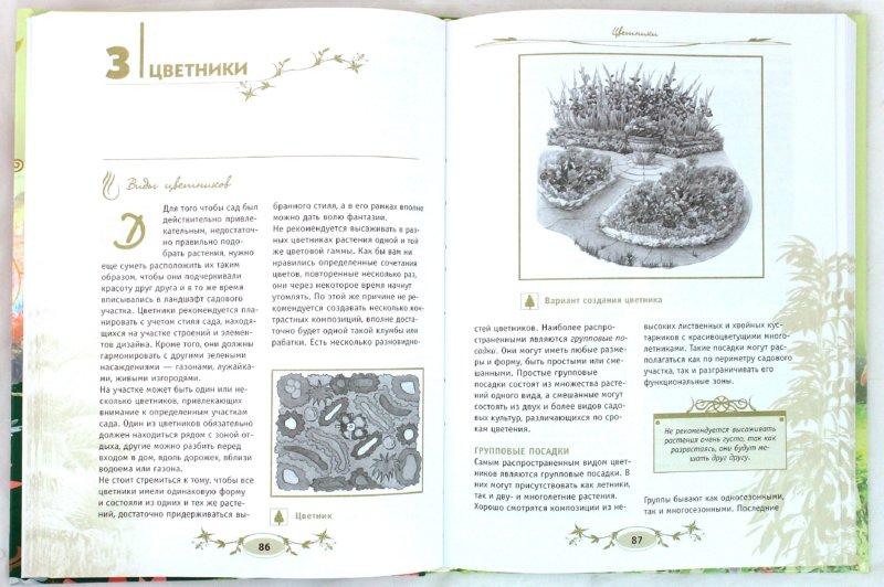 Иллюстрация 1 из 6 для Краткая энциклопедия садового дизайна. Современный ландшафтный дизайн вашего сада - Юлия Кирьянова | Лабиринт - книги. Источник: Лабиринт