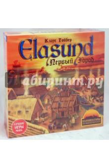 Настольная игра Elasund. Первый город