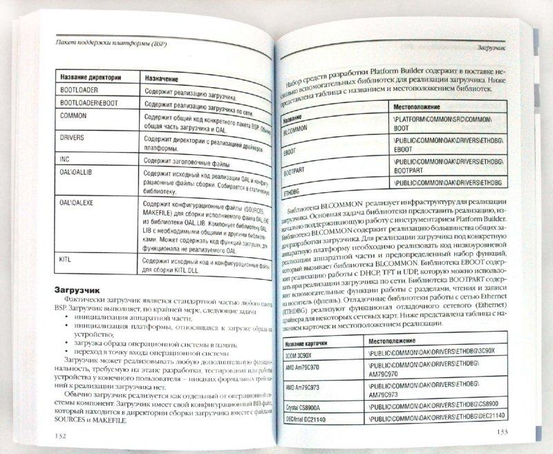 Иллюстрация 1 из 13 для Введение в Windows Embedded CE 6.0. Версия R2 - Павлов, Белевский | Лабиринт - книги. Источник: Лабиринт