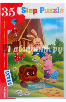 """Step Puzzle-35 MAXI """"Винни-Пух"""" (91306)"""