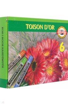 Пастель сухая 6 цветов (8511)Уголь художественный. Пастель<br>Набор сухих пастельных мелков.<br>Предназначено для живописи.<br>Обязательной сертификации не подлежит.<br>Количество цветов: 6.<br>Производство: Чехия.<br>