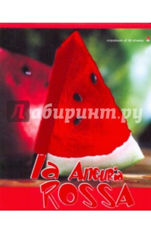 "Тетрадь ""La Ancuria Rossa"" 48 листов (7-48-793)"
