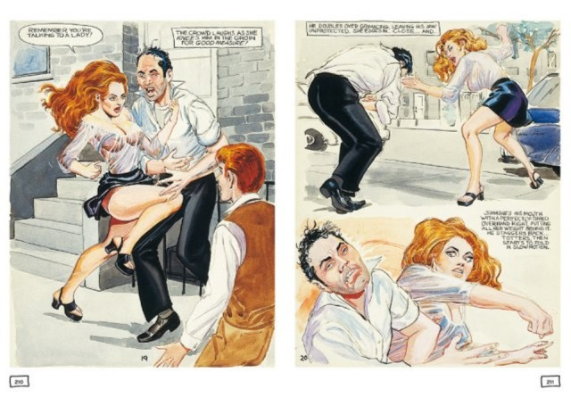 ����������� 1 �� 2 ��� Eric Stanton. The Dominant Wives and Other Stories | �������� - �����. ��������: ��������
