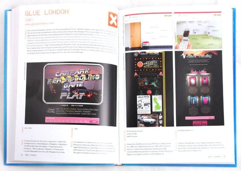 Иллюстрация 1 из 27 для Web Design: Studios | Лабиринт - книги. Источник: Лабиринт