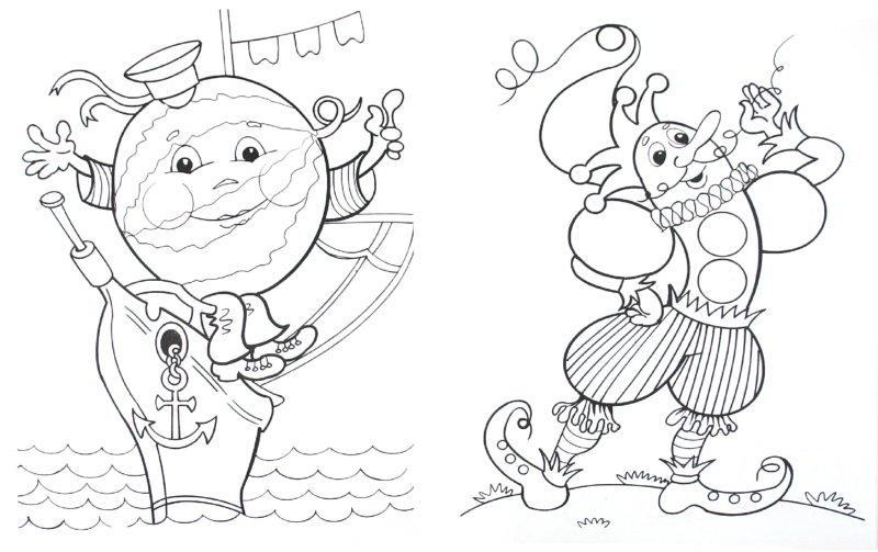 Иллюстрация 1 из 15 для Раскраска: Садовые истории - Т. Коваль | Лабиринт - книги. Источник: Лабиринт
