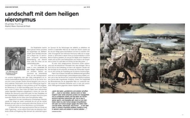 Иллюстрация 1 из 7 для Landscape Painting - Norbert Wolf | Лабиринт - книги. Источник: Лабиринт