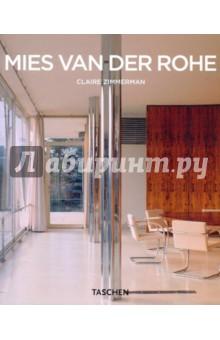 Zimmerman Claire Mies Van Der Rohe