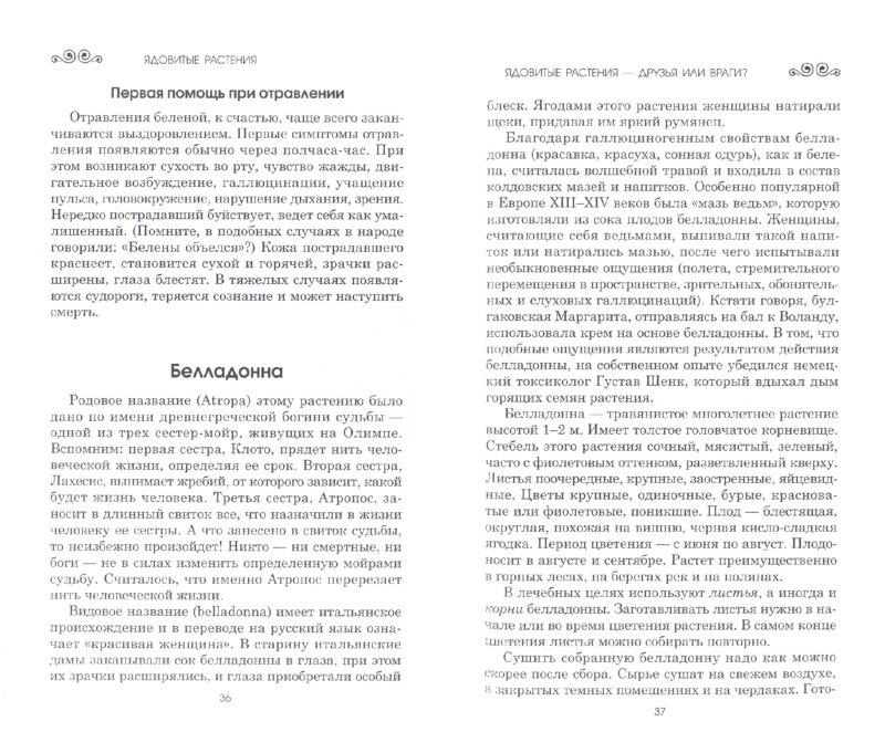 Иллюстрация 1 из 7 для Ядовитые растения против опухолей и других заболеваний - Ольга Романова   Лабиринт - книги. Источник: Лабиринт