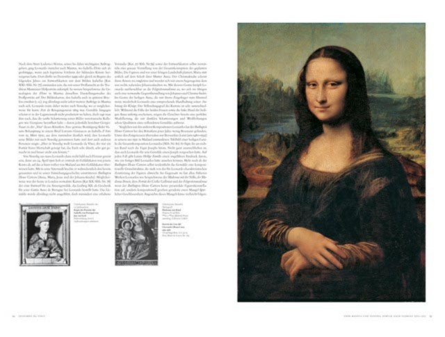 ����������� 1 �� 3 ��� Leonardo da Vinci (1452-1519). The complete paintings and drawings - Frank Zollner   �������� - �����. ��������: ��������