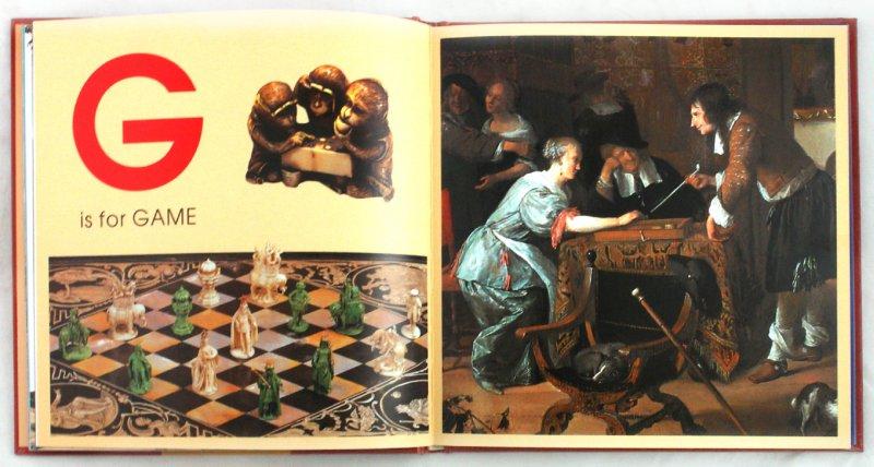 Иллюстрация 1 из 15 для ABC featuring works of art from the State Hermitage. St. Petersburg | Лабиринт - книги. Источник: Лабиринт