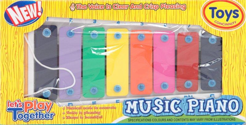 Иллюстрация 1 из 3 для Ксилофон. Музыкальная игрушка (EG0761) | Лабиринт - игрушки. Источник: Лабиринт