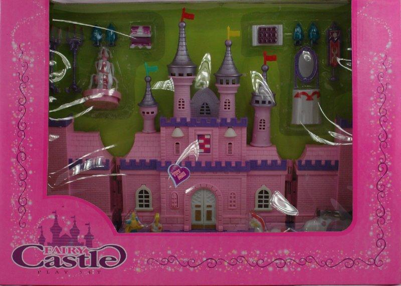 Иллюстрация 1 из 2 для Королевский замок (EJ2165) | Лабиринт - игрушки. Источник: Лабиринт