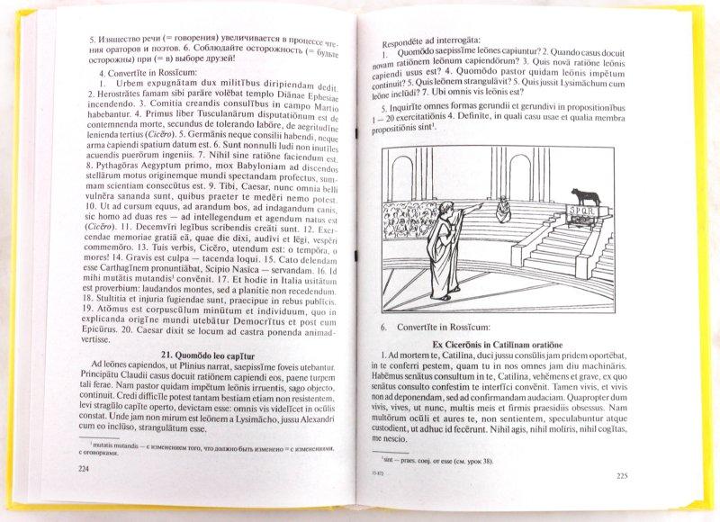 Иллюстрация 1 из 11 для Латинский язык: Учебник для лицеев и гимназий - Кацман, Ульянова | Лабиринт - книги. Источник: Лабиринт