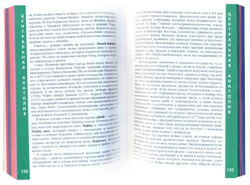 Иллюстрация 1 из 23 для Турция. Кулинарный путеводитель - А. Чегодаев | Лабиринт - книги. Источник: Лабиринт