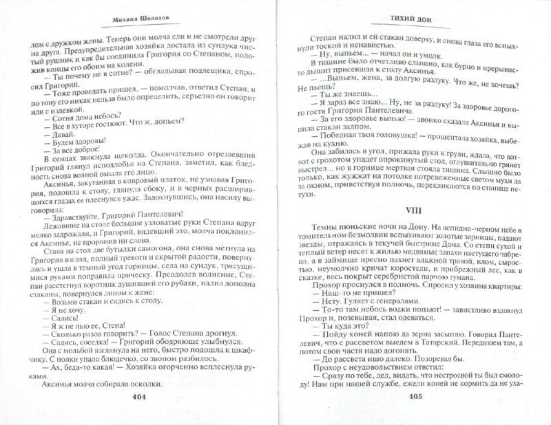 Иллюстрация 1 из 18 для Тихий Дон. В 2 томах. Том 2 - Михаил Шолохов | Лабиринт - книги. Источник: Лабиринт