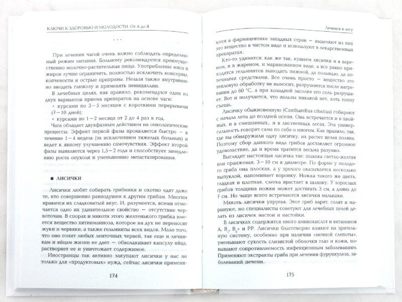 Иллюстрация 1 из 10 для Ключи к здоровью и молодости. От А до Я - Вера Соловьева | Лабиринт - книги. Источник: Лабиринт