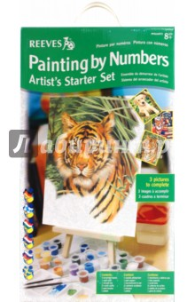 Набор для раскрашивания красками (PPNJART2)