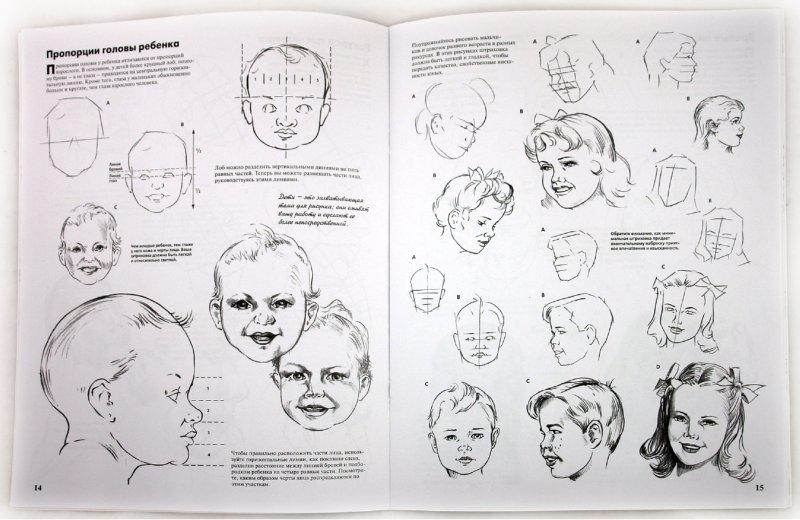Иллюстрация 1 из 21 для Рисуем голову и фигуру карандашом - Фрай Пауэлл | Лабиринт - книги. Источник: Лабиринт