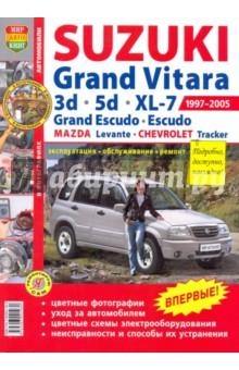 Suzuki Grand Vitara (1997-20005). Эксплуатация, обслуживание, ремонт