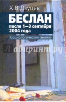 Беслан после 1-3 сентября 2004г. Социологический анализ