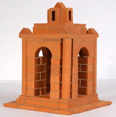 Иллюстрация 1 из 18 для Строительный набор: Беседка (303) | Лабиринт - игрушки. Источник: Лабиринт
