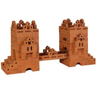 Иллюстрация 1 из 45 для Строительный набор: Мост (105) | Лабиринт - игрушки. Источник: Лабиринт
