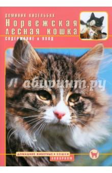 Кизельбах Доминик Норвежская лесная кошка. Содержание и уход