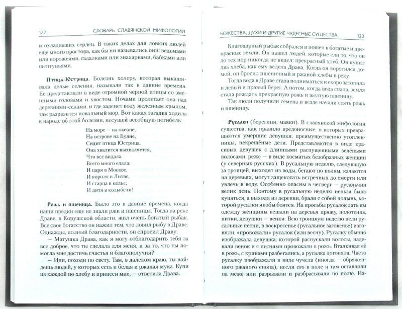 Иллюстрация 1 из 6 для Словарь славянской мифологии   Лабиринт - книги. Источник: Лабиринт